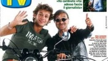 Moto - News: Dalla addio: Valentino Rossi lo ricorda