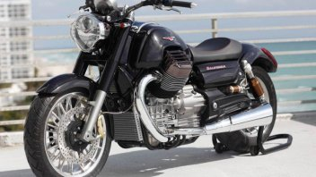 Moto - News: Moto Guzzi California 1400: eccola!