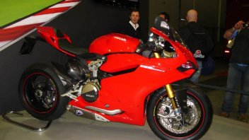 Moto - News: Motodays Live - Stand Ducati