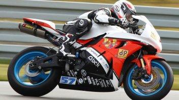 Moto - News: WSS: Grande ritorno di Lanzi (1°)
