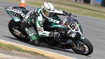 Moto - News: SBK: Holden nel team Grillini
