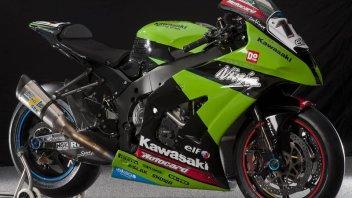 Moto - News: SBK: Gadea sulla Kawasaki ufficiale