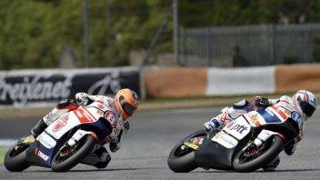 Moto - News: Moto2: il team Gresini passa a Suter