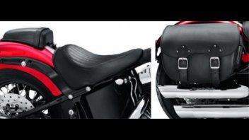 Moto - News: Harley-Davidson: accessori per Sportster Seventy-Two e Softail Slim