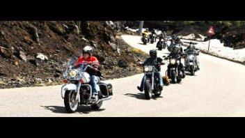 Moto - Test: Harley-Davidson 2012: turismo e accessori - TEST