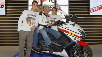 Moto - News: La Yamaha festeggia i 70 anni di Re Ago