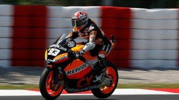 Moto - News: Qualifiche Moto2: Marquez batte quattro