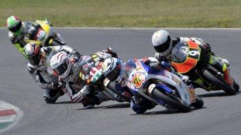 Moto - News: CIV: Moto3 incandescente a Misano