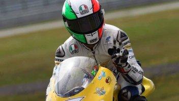 Moto - News: Moto3: Morciano partirà dai box