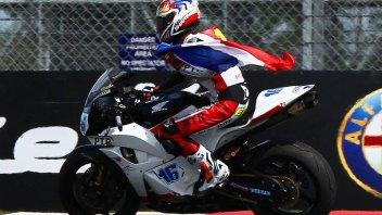 Moto - News: WSS: Dominio Honda. Vince Cluzel