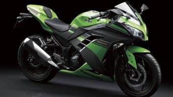 Moto - News: Si evolve la piccola Ninja 250