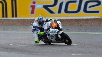 Moto - News: STK 600: Russo torna in testa