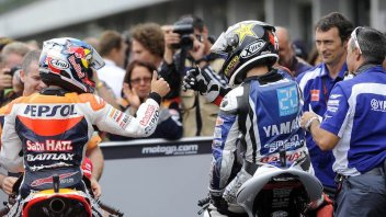 MotoGP: MotoGP, Aragon: Lorenzo in difesa