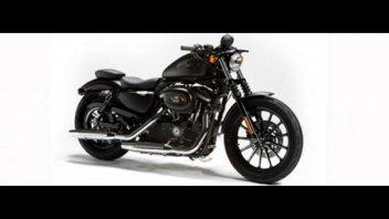 Moto - News: Harley-Davidson 2013: Sportster Iron 883 Special Edition