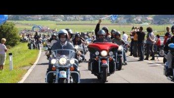 Moto - News: Harley-Davidson: via alle celebrazioni dei 110 anni!