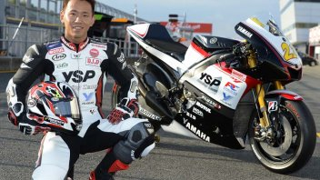 Moto - News: Nakasuga al posto di Spies a Valencia
