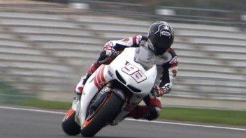 MotoGP: MotoGP: Marquez già veloce, Pedrosa 1º