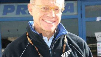 Moto - News: Carlo Florenzano saluta la Honda