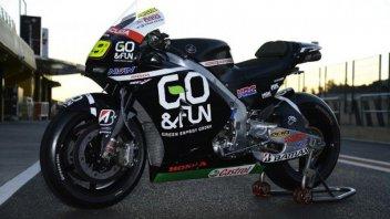 Moto - News: Nuovo main sponsor per Gresini