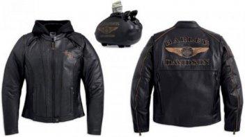 Moto - News: Harley-Davidson 2013: collezione 110th Anniversary