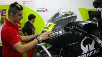 MotoGP: Iannone: Moto2-MotoGP, mondi opposti