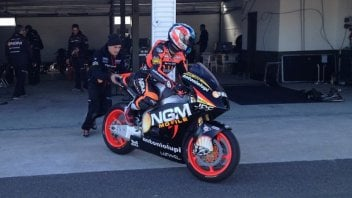Moto - News: Corsi e De Angelis: SpeedUp promossa