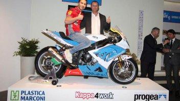 Moto - News: SBK: Presentato il team Grillini