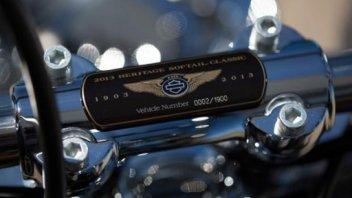 Moto - News: Harley-Davidson: al via la vendita dei biglietti per il 110th Anniversary