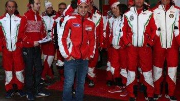 Moto - News: Dovizioso: Ducati mi ha conquistato