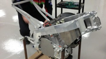 Moto - News: PBM 01: svelata la CRT Made in UK