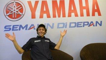 Moto - News: Il ritorno a casa Yamaha di Rossi
