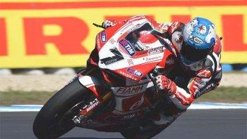 MotoGP: SBK, Checa più veloce della MotoGP