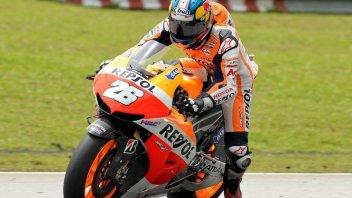 MotoGP: Test MotoGP: si riparte da Pedrosa