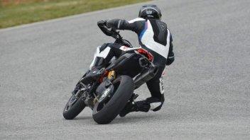 Moto - Test: Hypermotard : luna park a due ruote