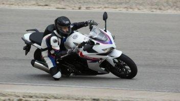Moto - News: Honda CB500: moto per futuri piloti