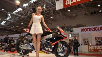 Moto - News: Gruppo Piaggio al completo al Motodays