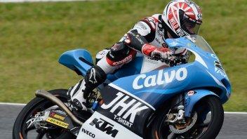 Moto - News: Moto3: infortunio per Vinales a Jerez