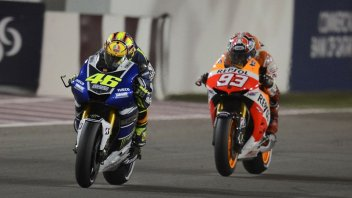 Moto - News: Texas: Marquez e Rossi vs la storia