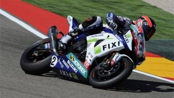 Moto - News: SBK: OK dai medici per Leon Camier