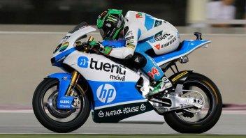 Moto - News: Moto2: caduta e pole per Espargaró