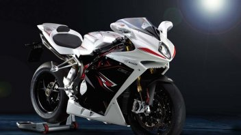 Moto - News: MV Agusta F4: è arrivato l'ABS