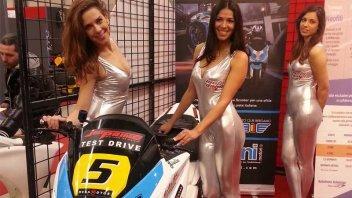 Moto - News: Va forte il Trofeo Polini Maxi Scooter
