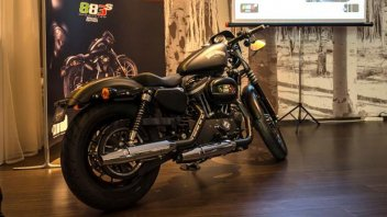 Moto - News: Harley-Davidson Sportster Iron 883 Special Edition S 2013
