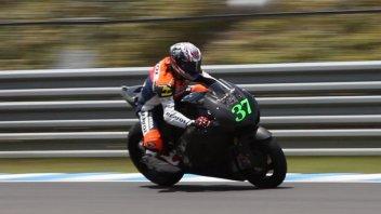 MotoGP: MotoGP: già in pista la Honda 'low cost'