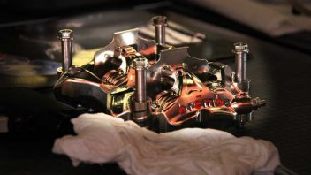 Moto - News: Mugello, pista gentile per i freni