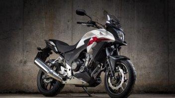 Moto - News: Honda CB500X: Crossover per tutti