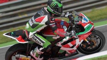 Moto - News: WSS: Vince Lowes. Zanetti 3°