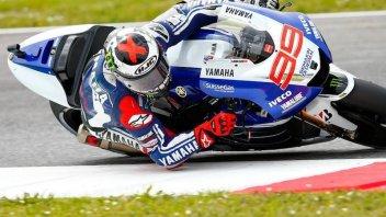 MotoGP: MotoGP: Rossi soffre, Lorenzo gioisce
