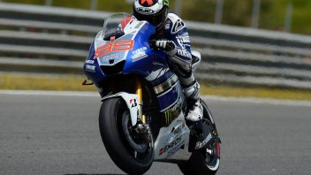 MotoGP: MotoGP WUP: Lorenzo pianifica la fuga