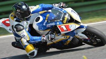 Moto - News: Stk1000: vince Barrier su Canepa